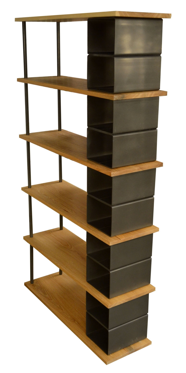 Free Standing Bookshelves 8690 Within Freestanding Bookshelves (#7 of 15)