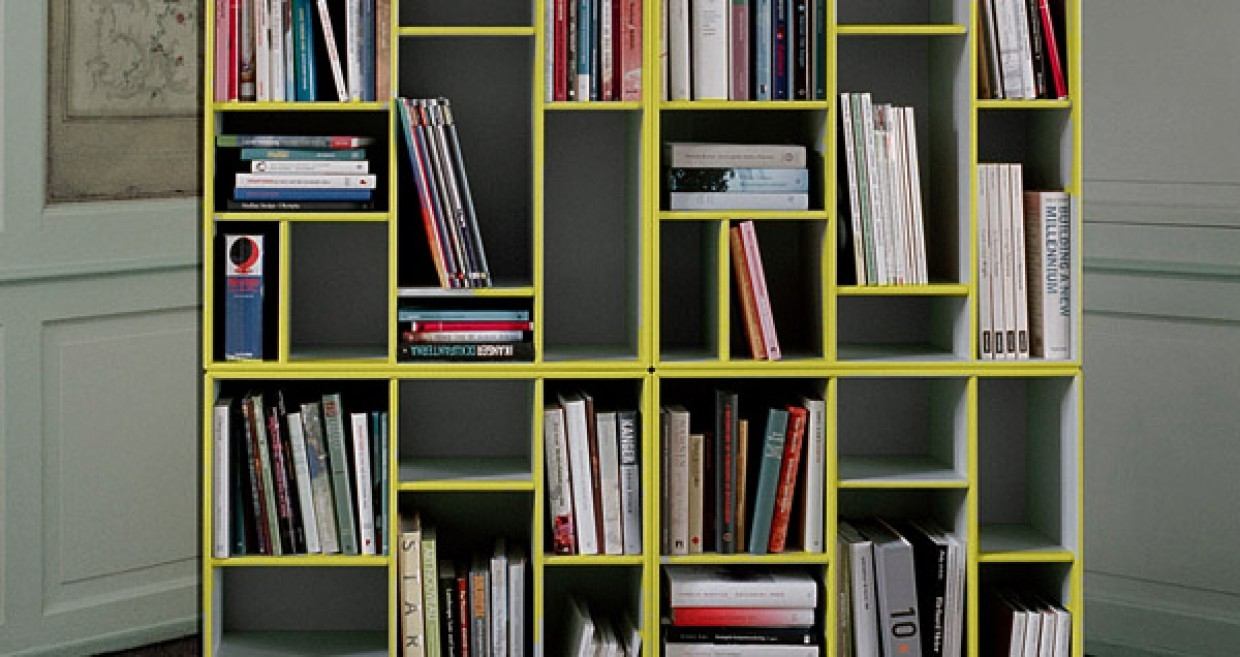 Free Standing Bookshelves Idi Design Within Free Standing Bookshelves (#9 of 15)