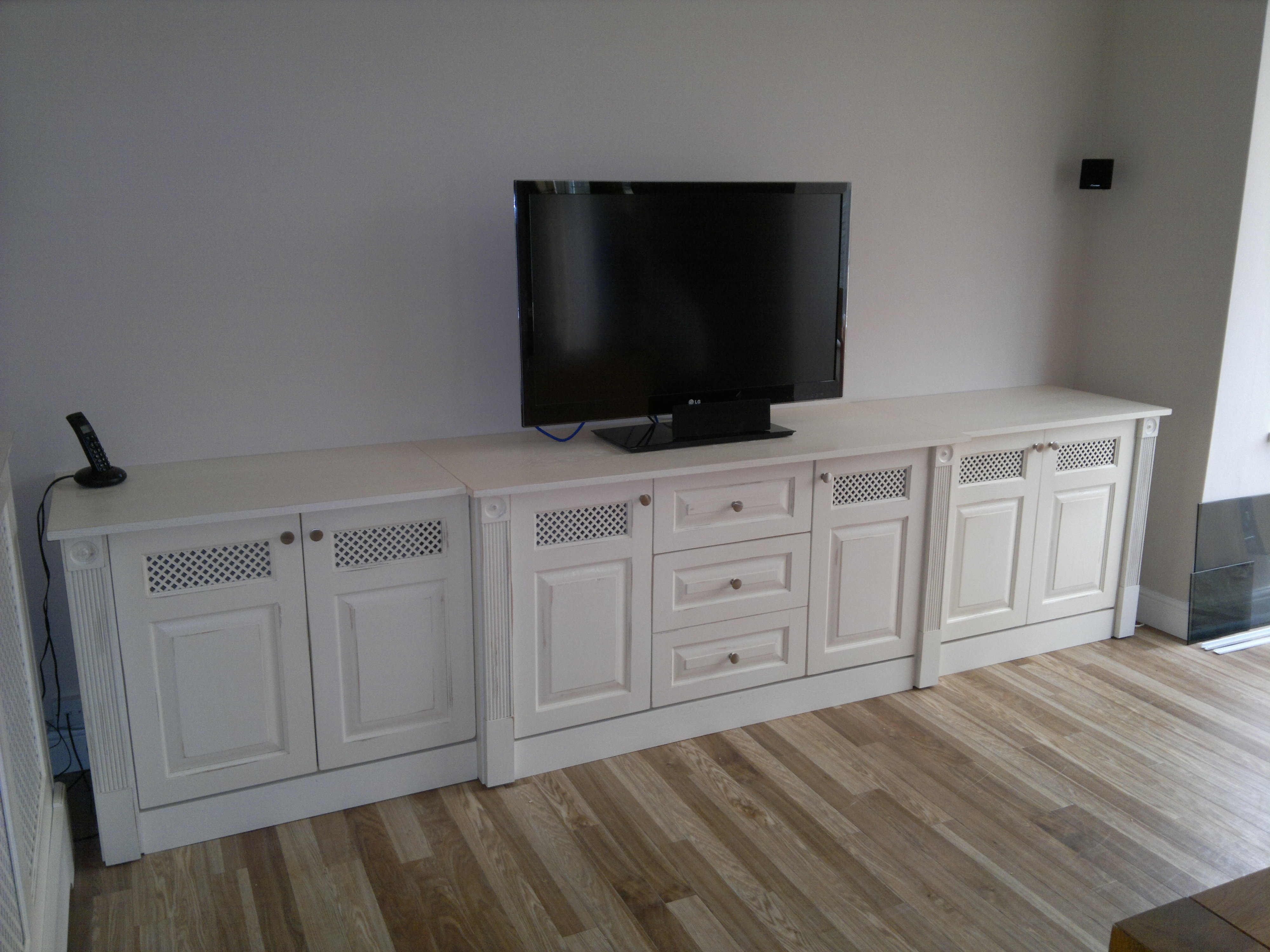Freestanding Tdk Joinery Bespoke Tvlcd Standstv Liftstv Beds With Regard To Radiator Cover Tv Stand (View 5 of 15)