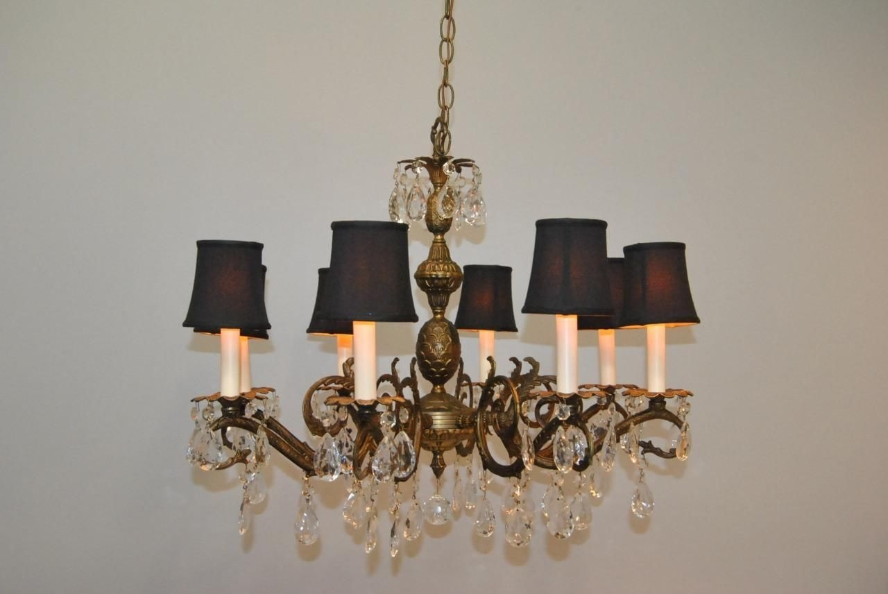 French Chandelier Ideas Inspiration Home Designs Regarding Vintage French Chandeliers (#8 of 12)