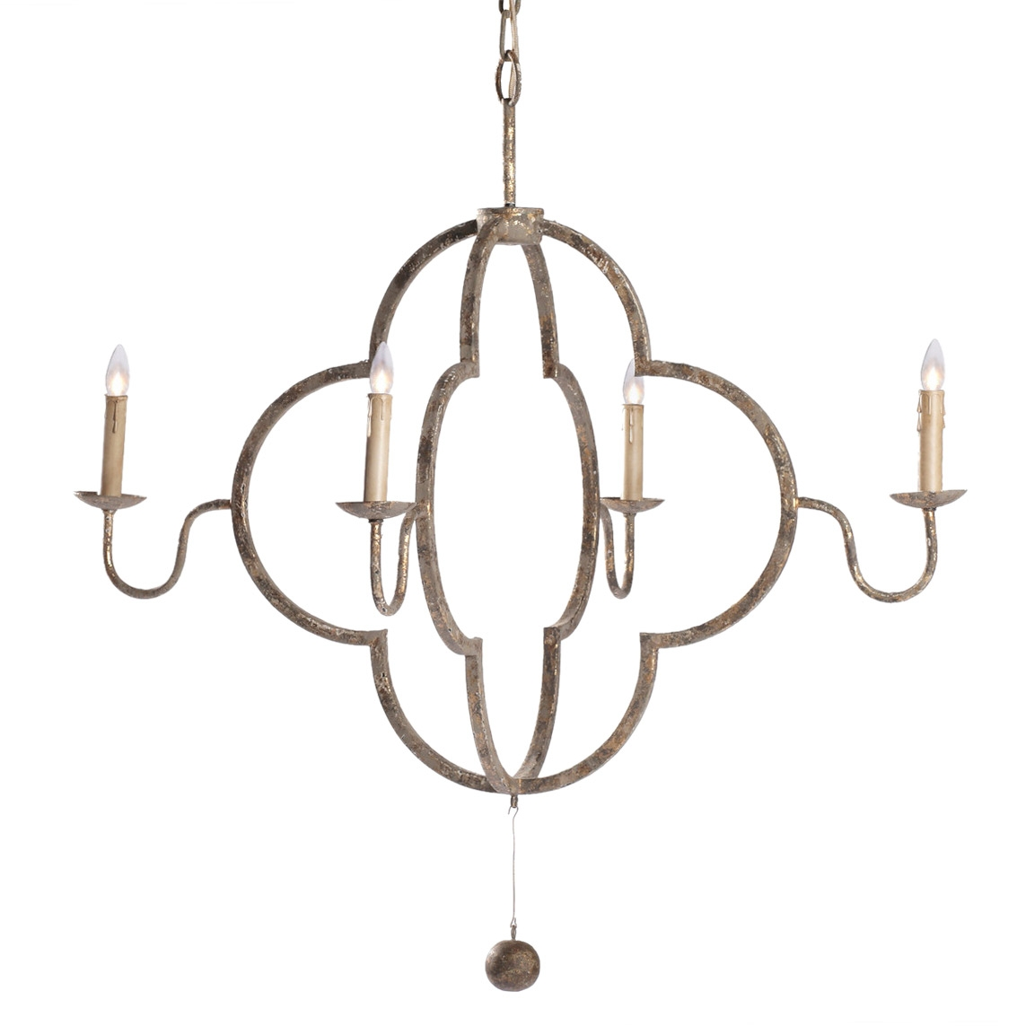 French Country Chandelier To Get That Elegant Appearance Light Within French Chandeliers (#10 of 12)