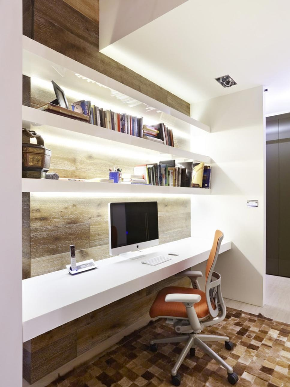 Functional And Stylish Wall To Wall Shelves Hgtv In Full Wall Shelving Units (View 8 of 15)