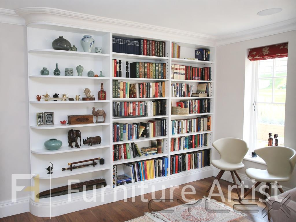 Furniture Artist Ltd London 28 Blackmore Way Inside Fitted Shelving Units (View 10 of 15)