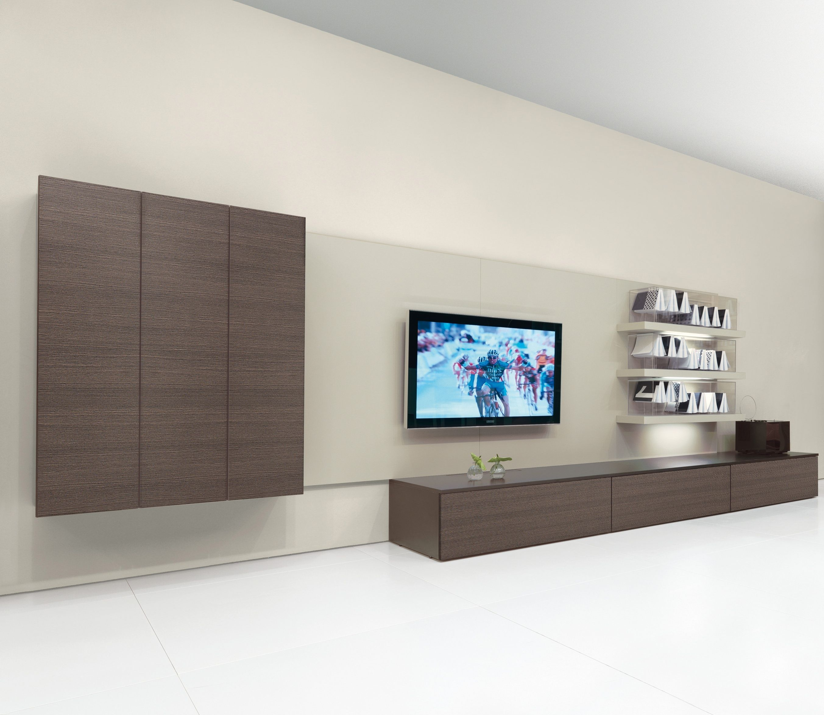 Furniture Bespoke Tv Units Wall Storage Systems My Italian With Regard To Bespoke Tv Stand (#8 of 15)