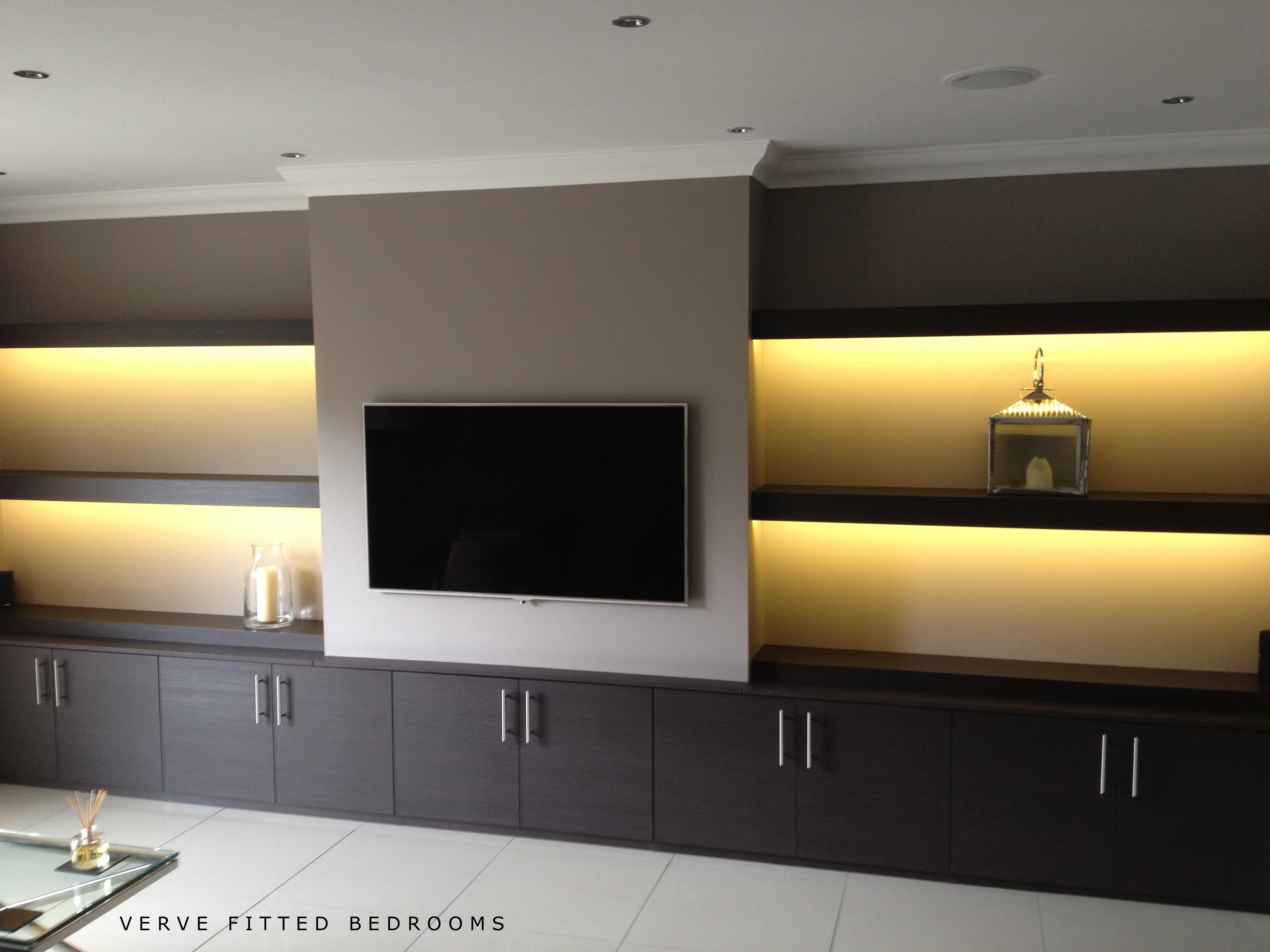 Furniture Bespoke Tv Units Wall Storage Systems My Italian Within Bespoke Tv Units (#12 of 15)