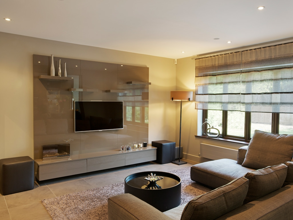 Inspiration about Furniture Tv Stands Target 50 In Tv Stand Low Black Tv Stand With Bespoke Tv Stands (#4 of 15)