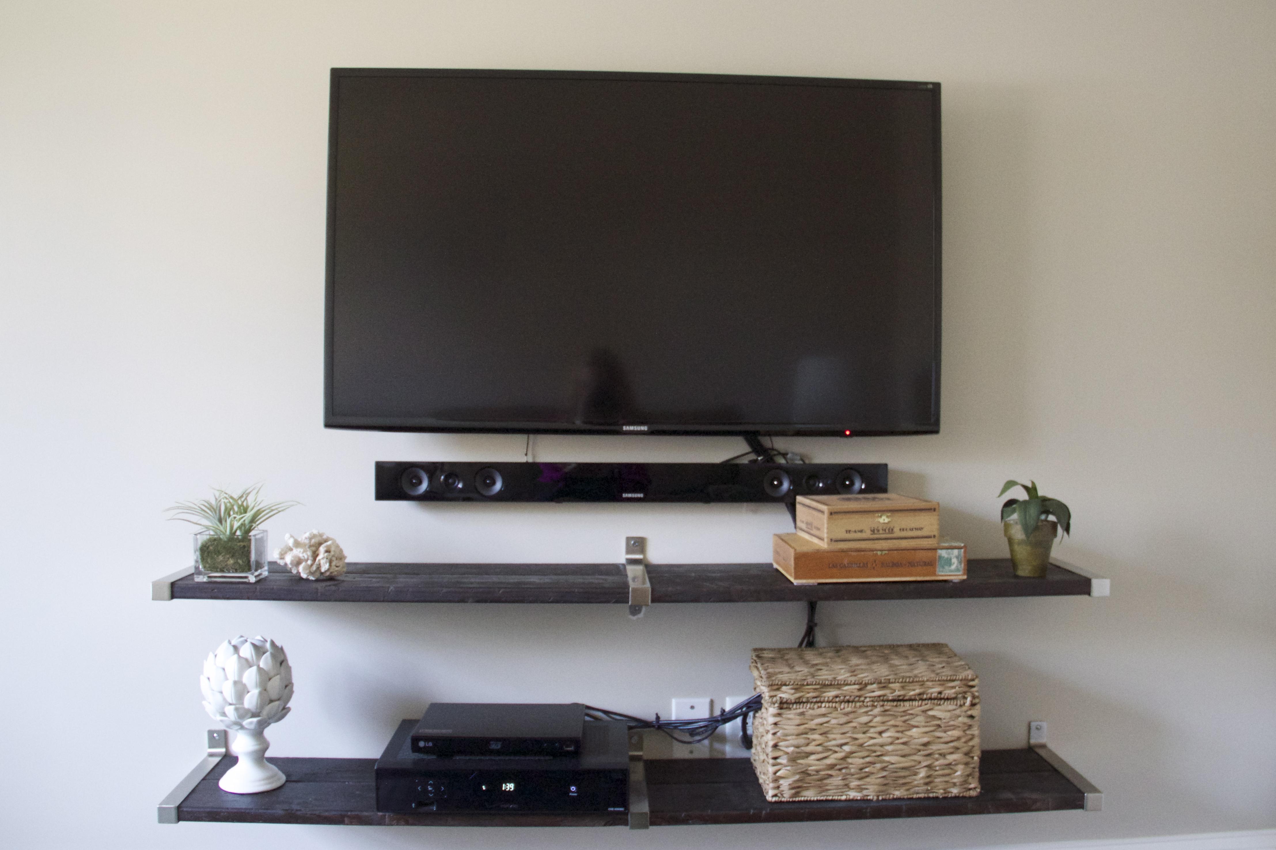 Furniture Uncategorized Wall Box Shelf Ideas Wall Shelf Designs In Tv Corner Shelf Unit (#6 of 15)