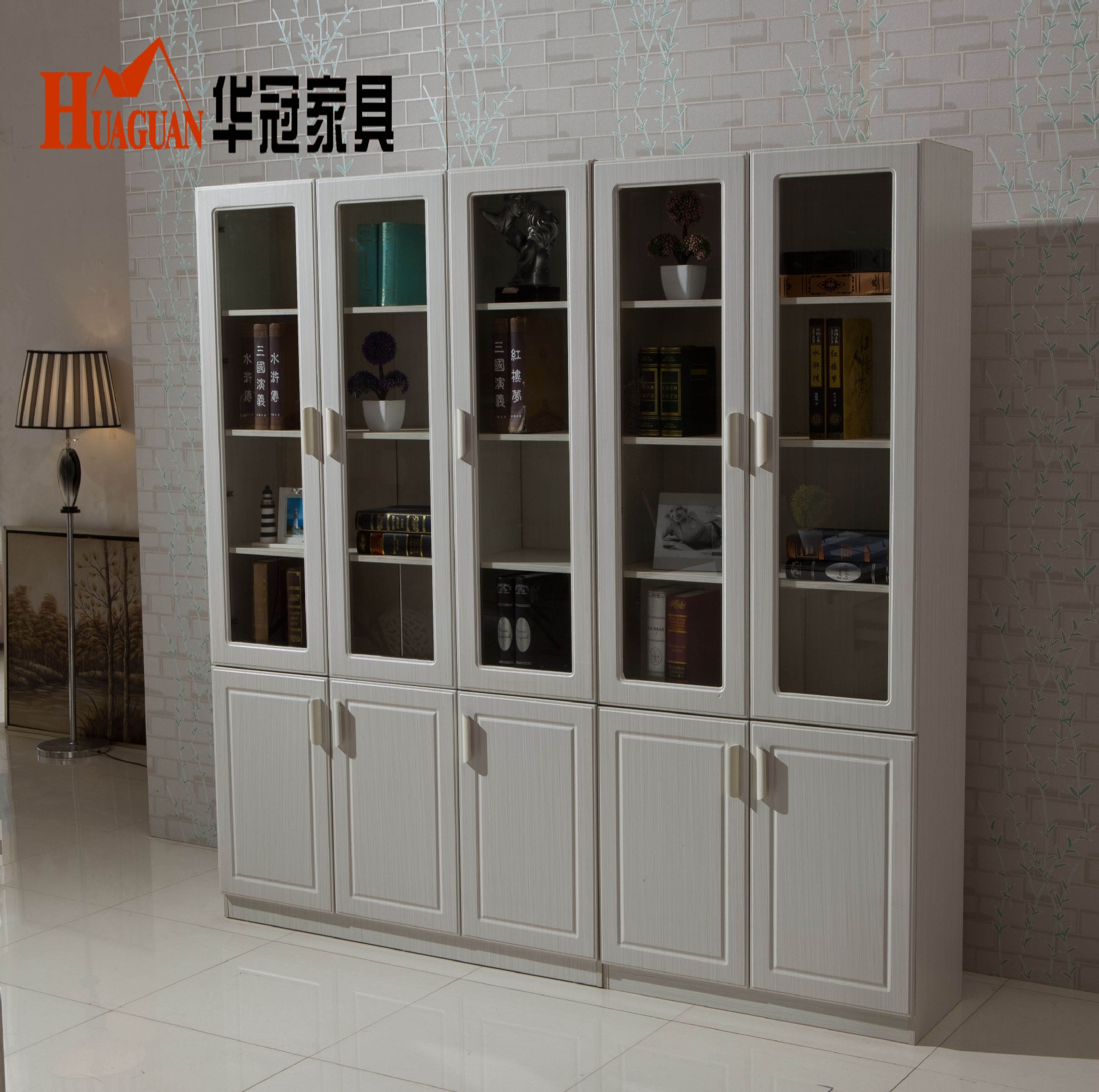 Furniture Wholesale Two Hundred Thirty Five Sliding Plate Glass Intended For Study Bookcase (View 10 of 15)