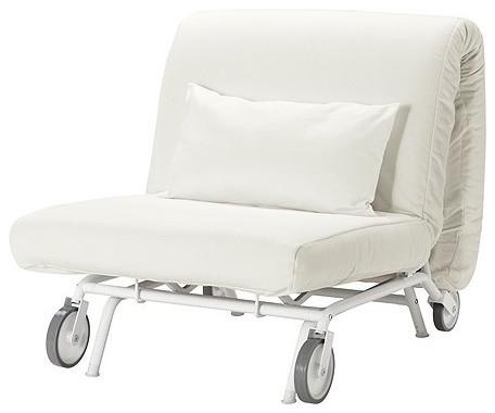 Futon Chair Ikea Roselawnlutheran Pertaining To IKEA Single Sofa Beds (#3 of 15)