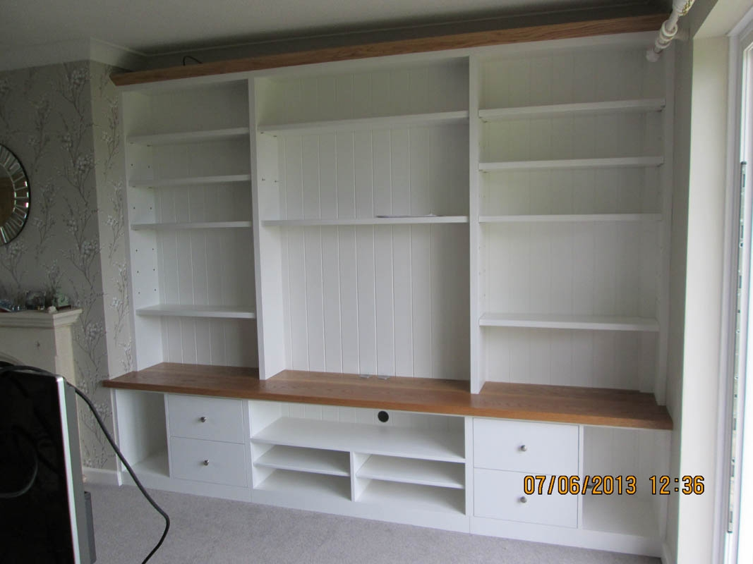Gary West Bespoke Furniture For Bespoke Shelving Units (View 13 of 15)