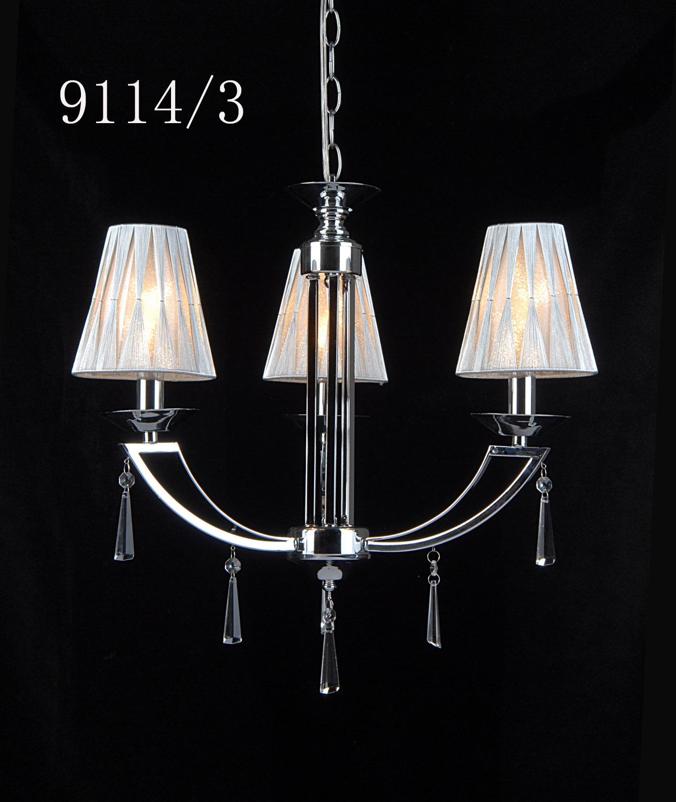 Glamorous Ultra Modern Chandelier 40 For Home Design Modern With With Regard To Ultra Modern Chandelier (#3 of 12)