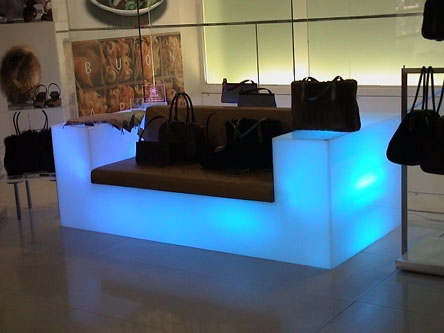 Gnr8 News Light Sofa Throughout Sofas With Lights (#9 of 15)