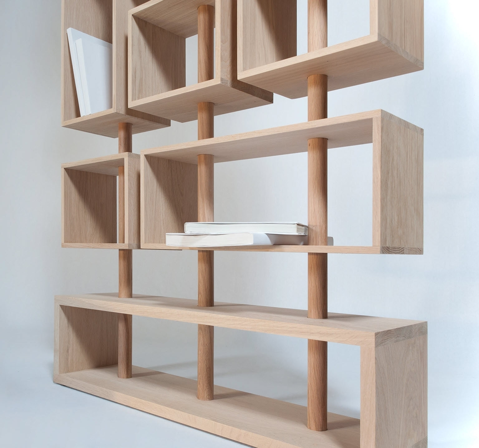wall storage units 15 best ideas of oak wall shelving units 29596