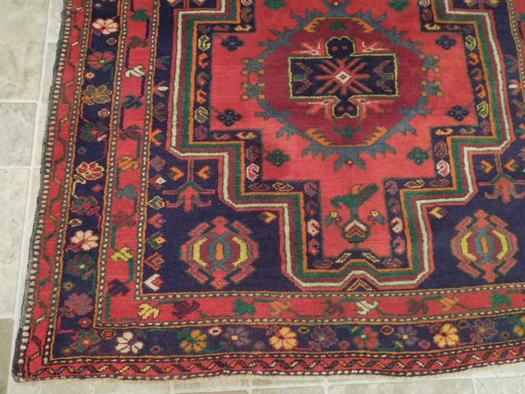 Gorgeous Design Rug 4 X 7 Azerbaijan Organic Wool Handmade Area For Organic Wool Area Rugs (#6 of 15)