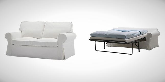 Popular Photo of IKEA Loveseat Sleeper Sofas