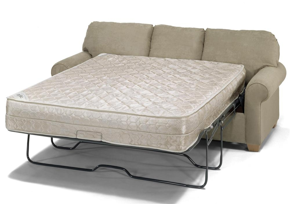 Popular Photo of Pull Out Queen Size Bed Sofas