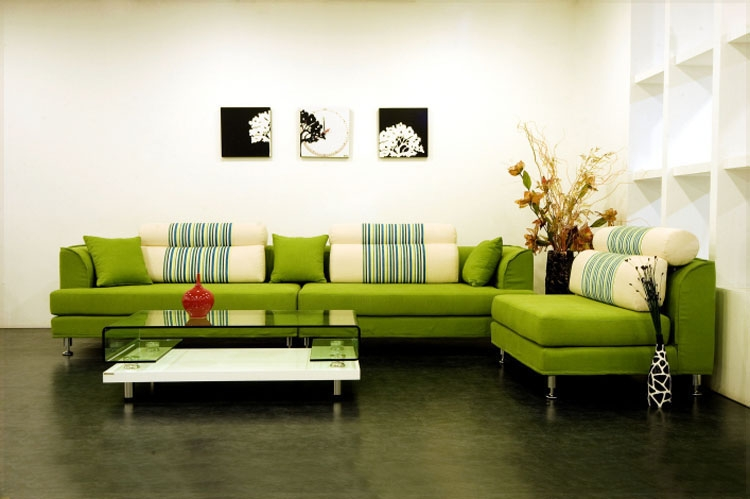 Green Sofa Style Architecture Interior Design With Green Sofa Chairs (View 12 of 15)