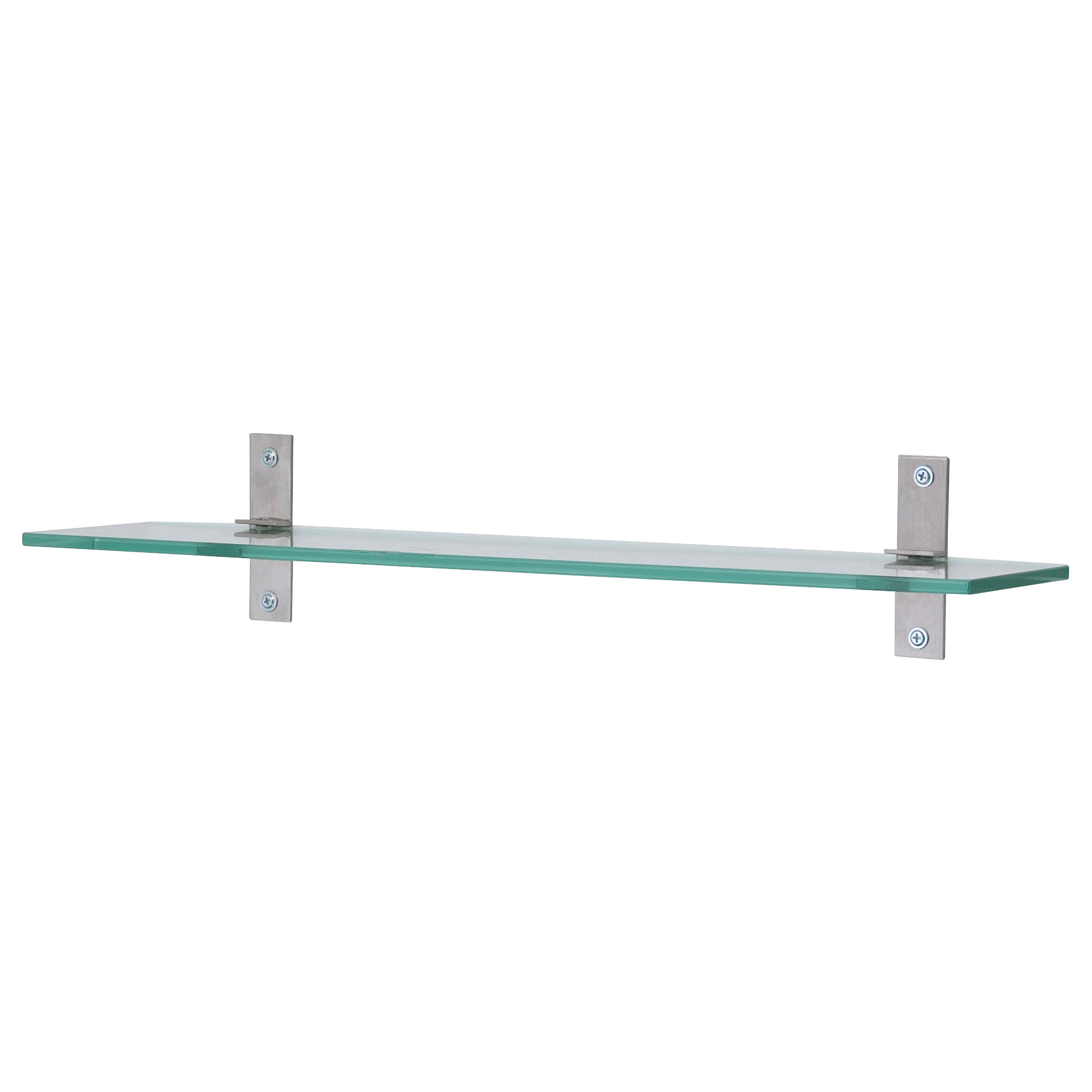 Grundtal Glass Shelf 23 58 Ikea Inside Glass Shelves (View 5 of 12)
