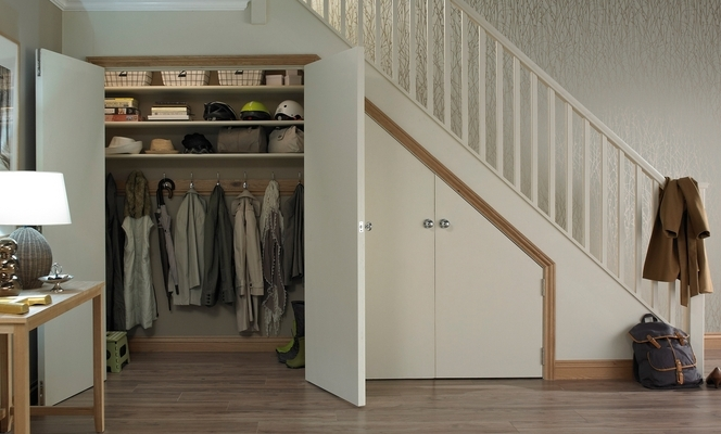Hallway Doors Doors Around The Home Howdens Joinery With Regard To Hallway Cupboard Doors (#11 of 15)