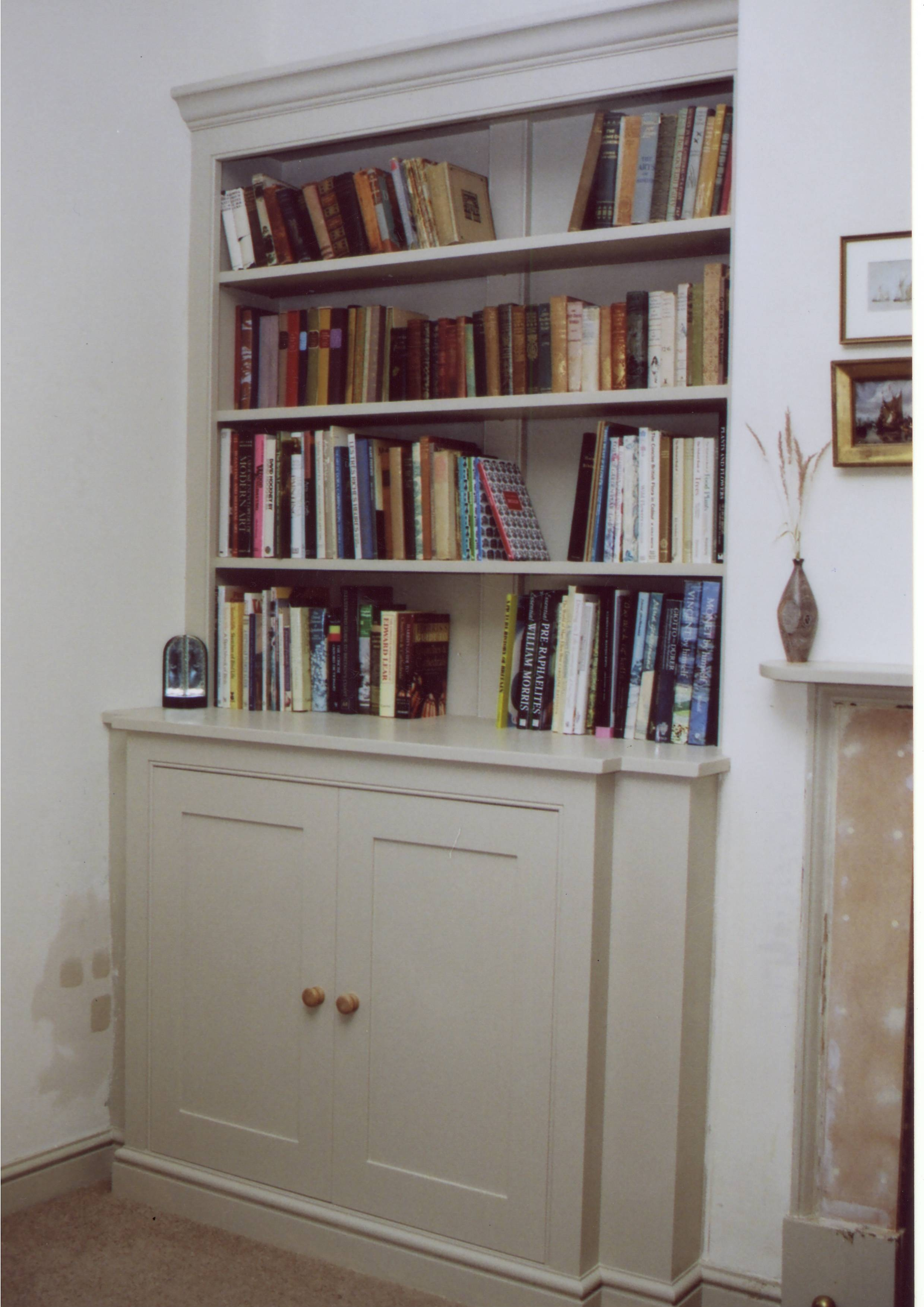 Handmade Built In Furniture Broughton Joinery Fitted Furniture For Fitted Book Shelves (#9 of 15)