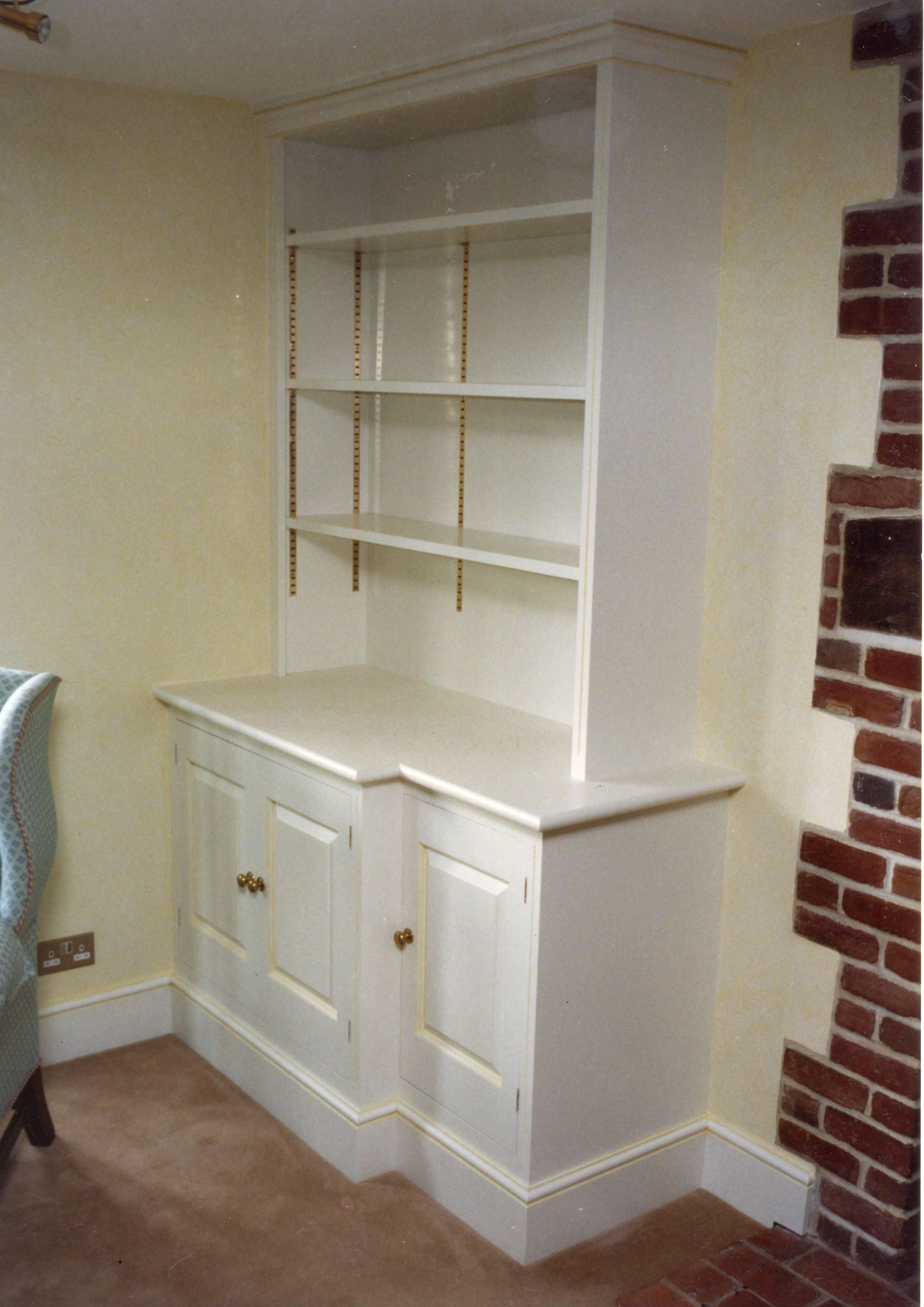 Handmade Built In Furniture Broughton Joinery Fitted Furniture Within Handmade Cupboards (#9 of 12)