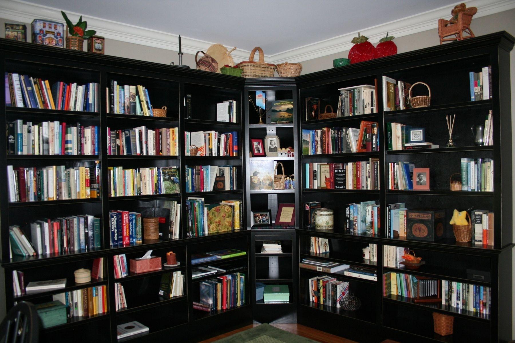 Popular Photo of Study Bookcase