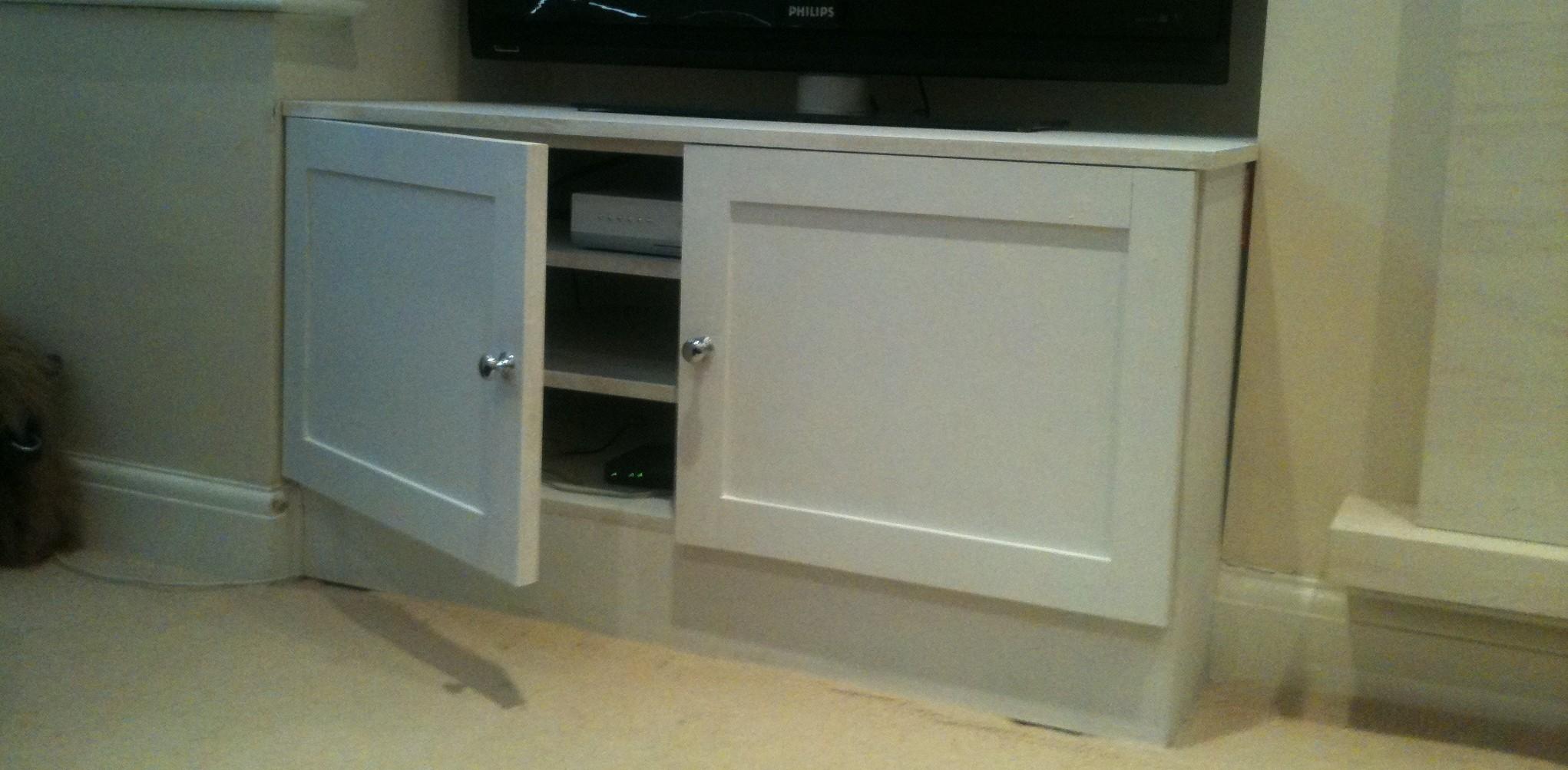 Handmade Tv Units Regan Carpentry Inside Handmade Tv Unit (View 7 of 15)