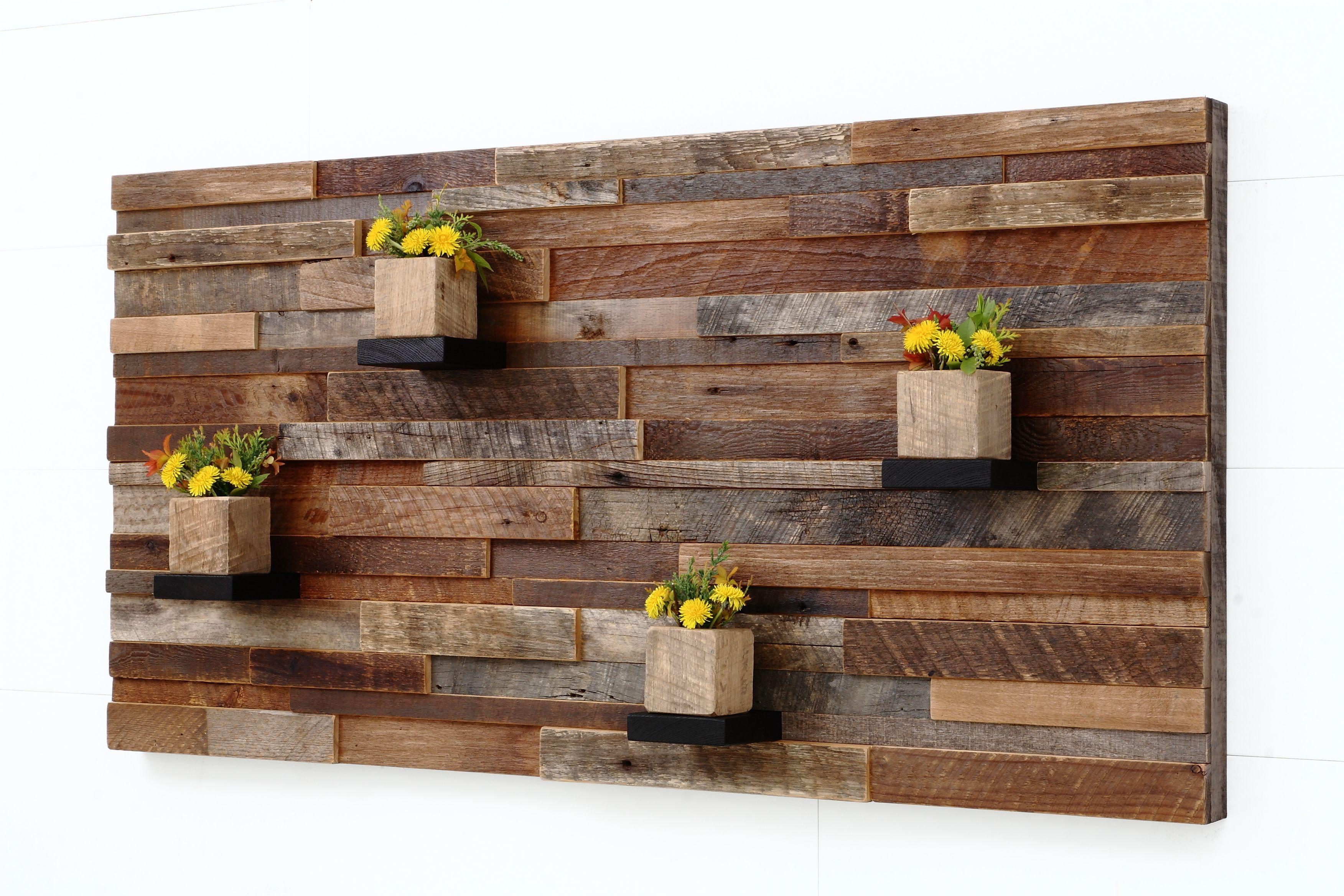 Handmade Wood Wall Art With Wood Shelves 48 Carpentercraig Regarding Handmade Wooden Shelves (#7 of 15)