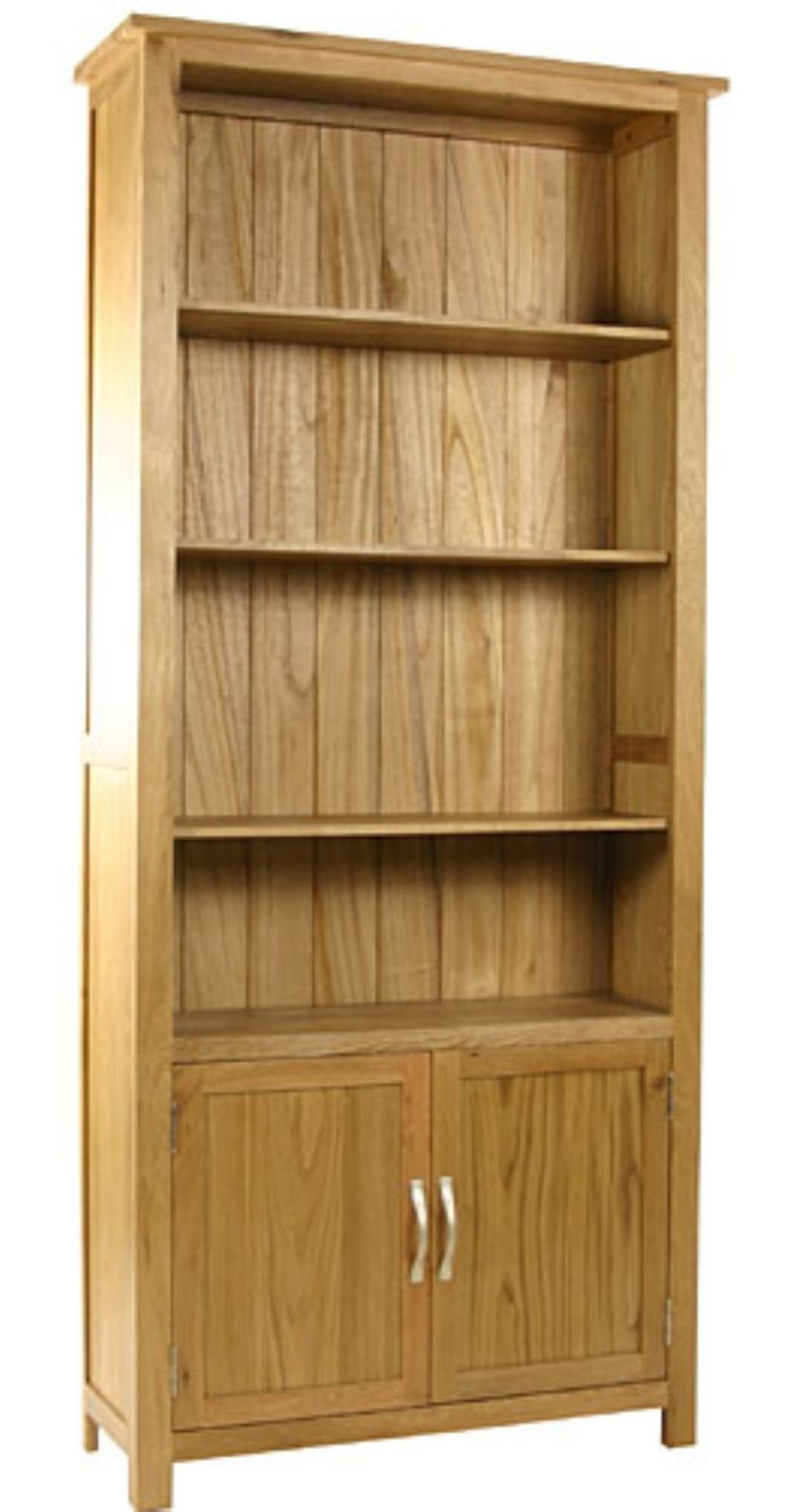 Happy Home Furnishers Bookcases Throughout Bookcase Cupboard (#11 of 15)