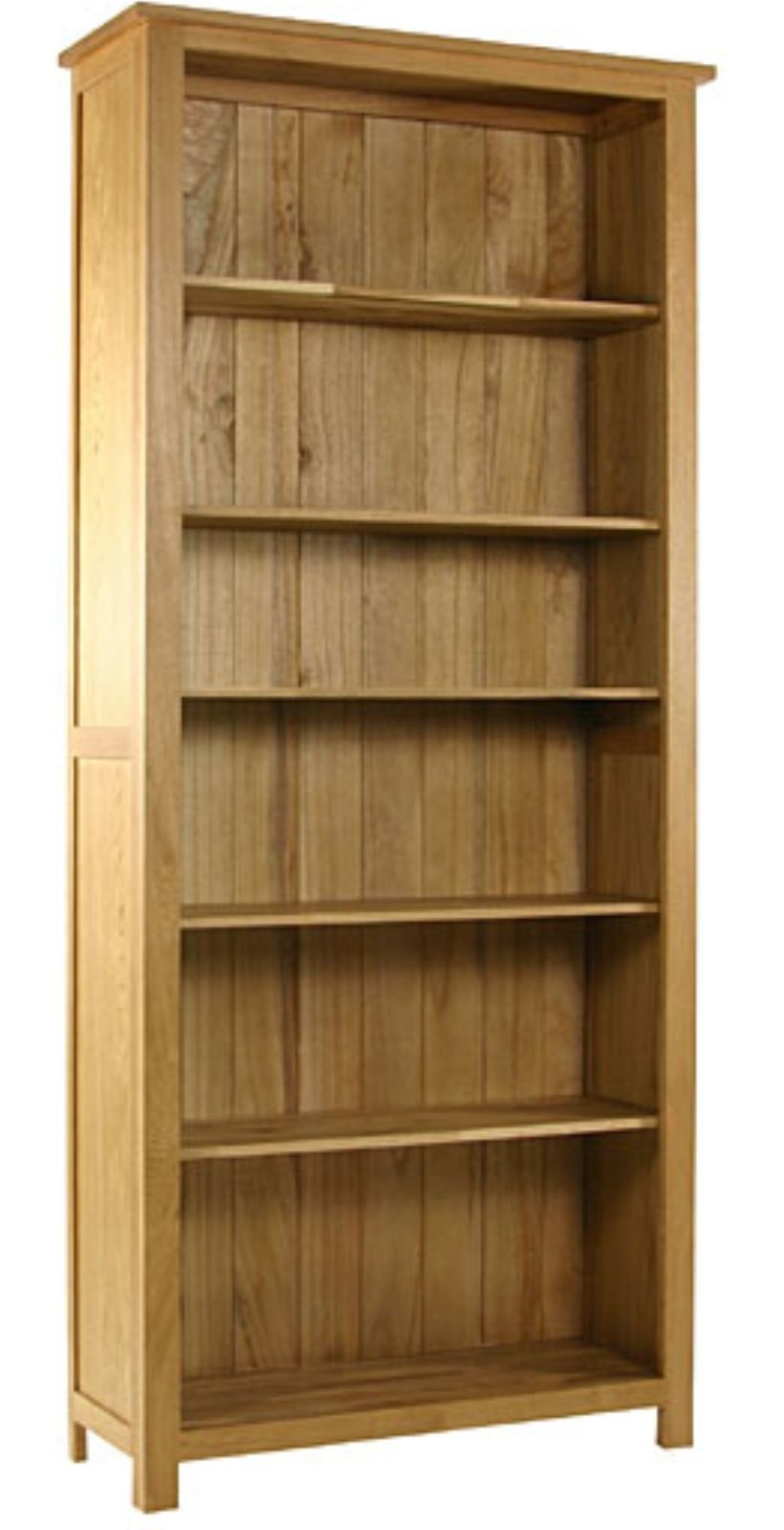 Happy Home Furnishers Bookcases Within Tall Bookcases (View 2 of 15)
