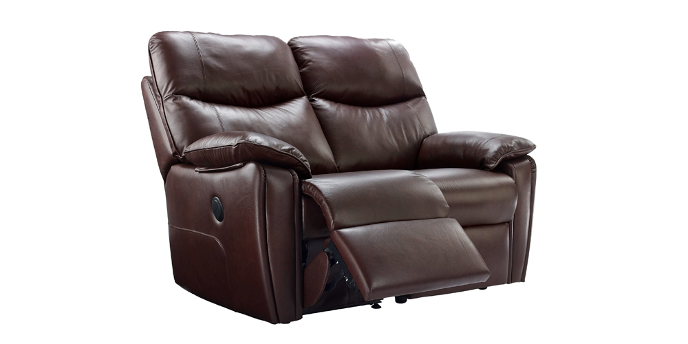 Henley Leather G Plan G Plan Intended For 2 Seater Recliner Leather Sofas (#9 of 15)