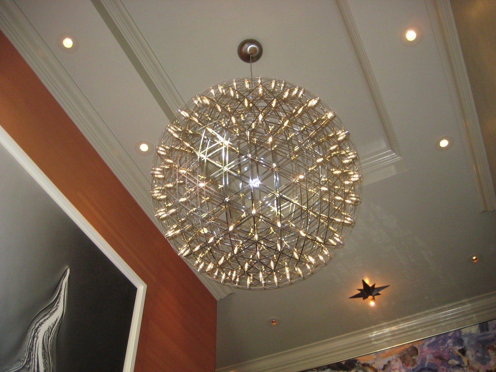 Home Design Modern Chandeliers For Staircase Traditional Medium Pertaining To Large Modern Chandeliers (#9 of 12)