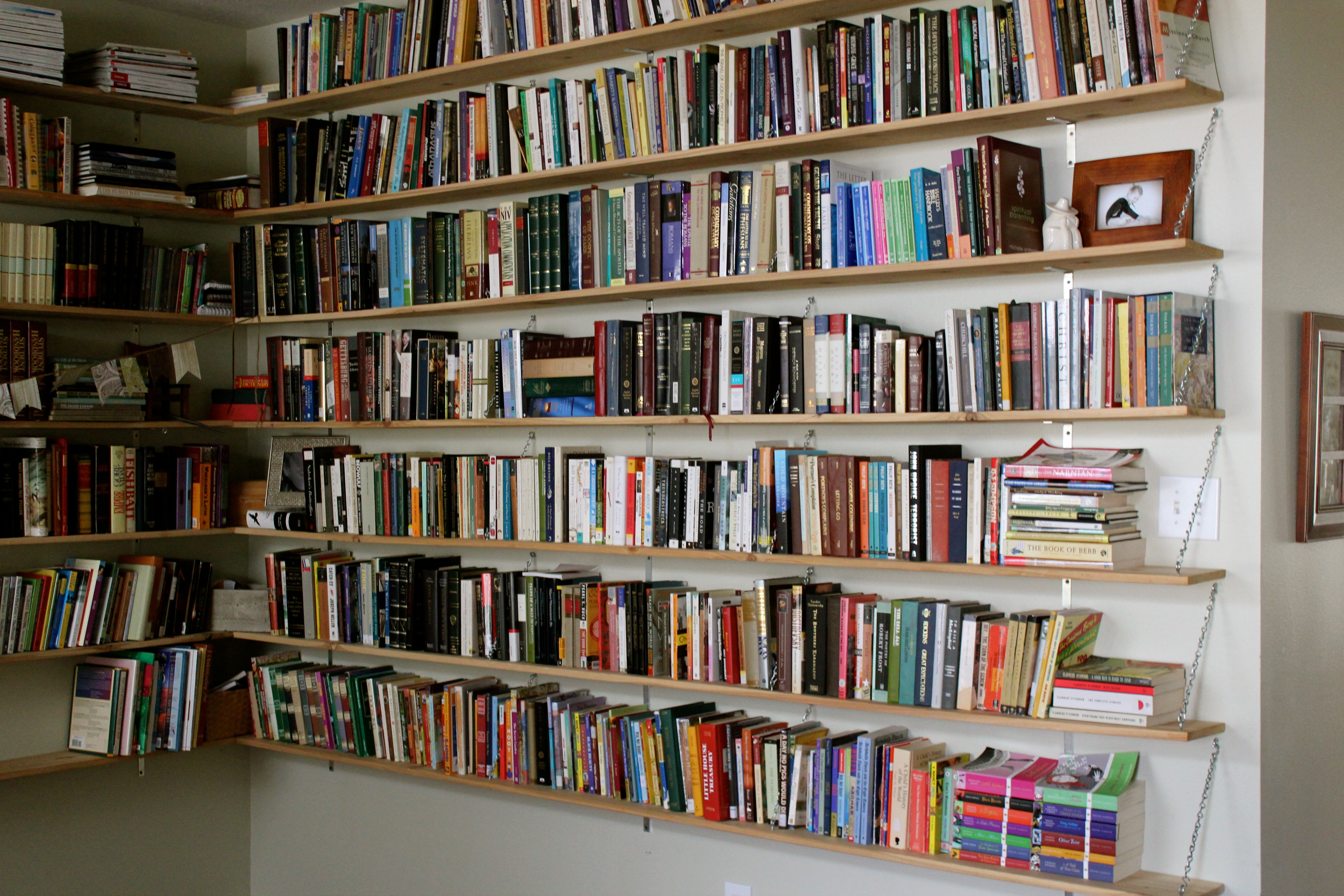 Home Library Shelving Christmas Ideas Home Remodeling Inspirations Intended For Library Shelves For Home (#9 of 15)