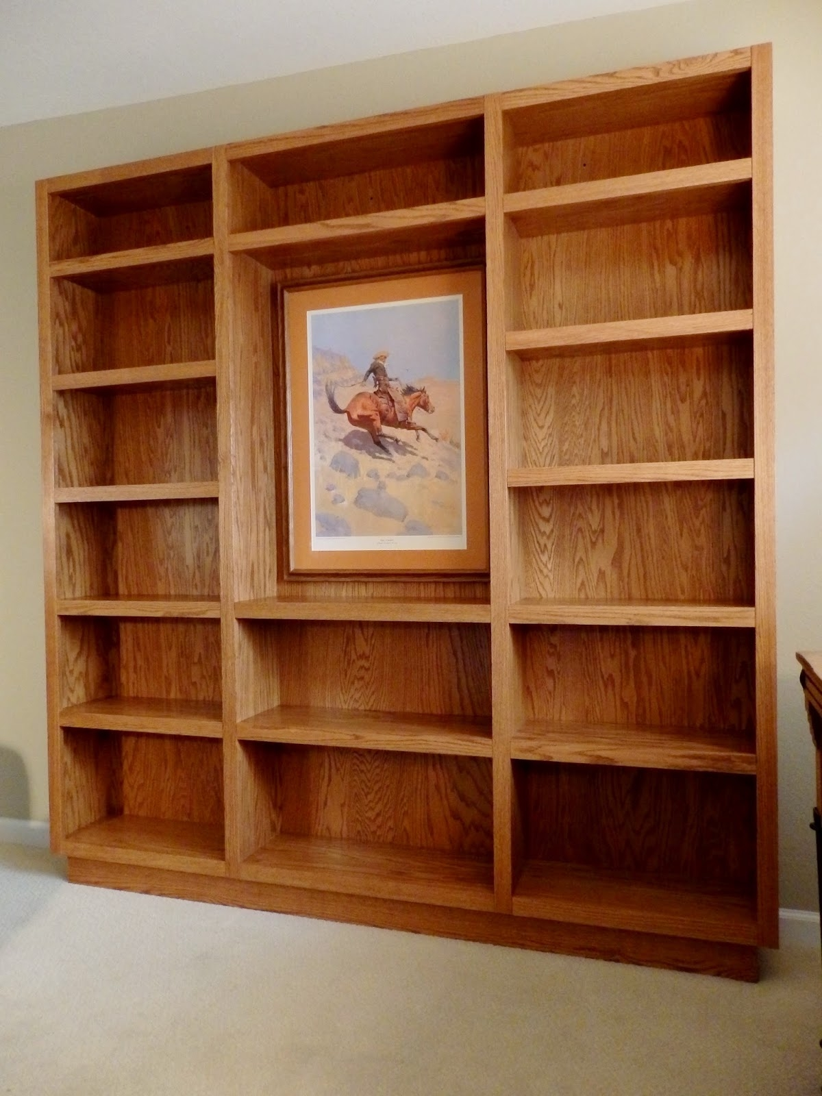 Home Library Shelving Tree Library Shelf Is A True Object Of Inside Home Library Shelving Systems (#8 of 15)
