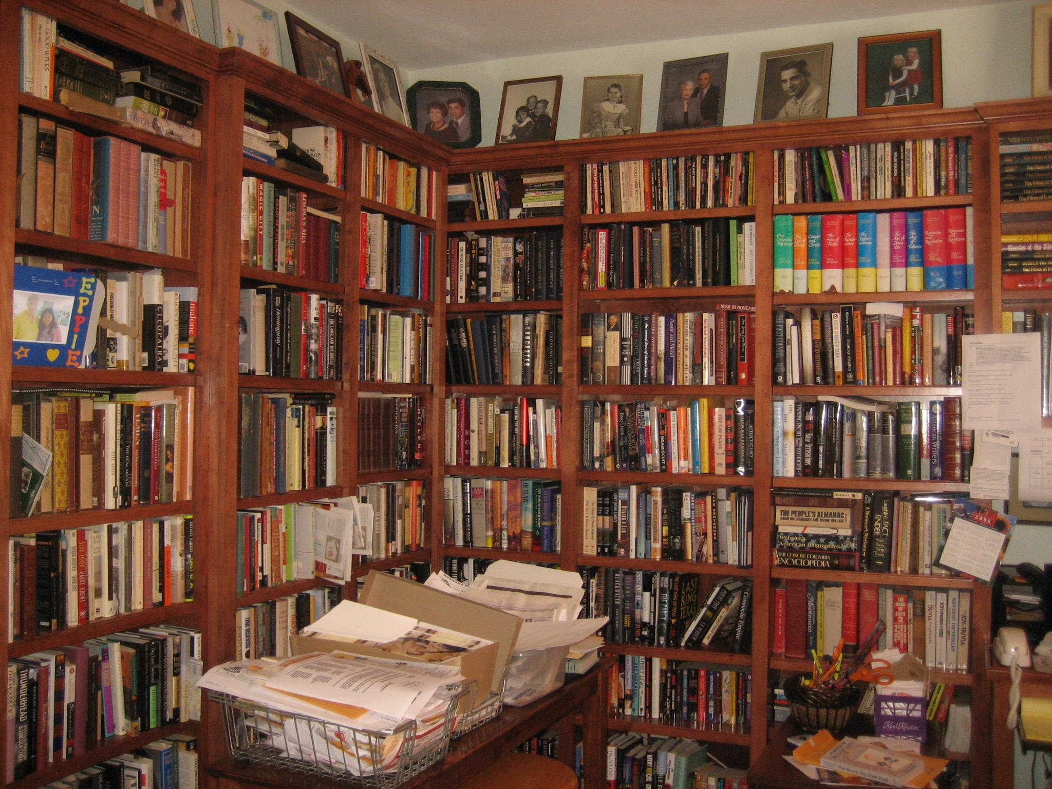 Home Library Shelving Units And Cool Home Library 4272×2848 Throughout Home Library Shelving Systems (#9 of 15)