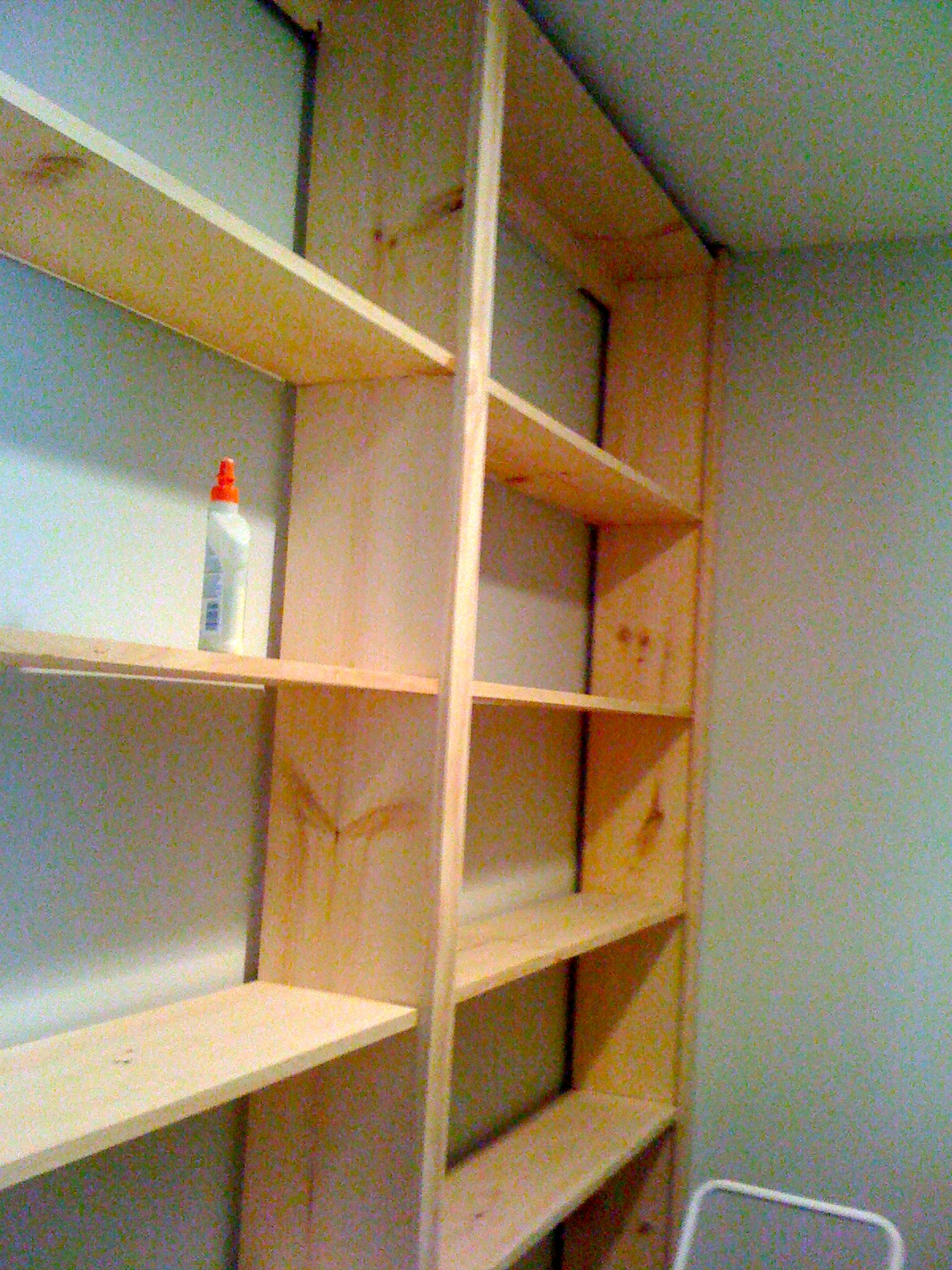 How To Build Wall To Wall Bookshelves Idi Design For Build Bookcase Wall (#11 of 15)
