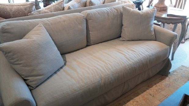 How To Choose The Right Sofa Cushion With One Cushion Sofas (View 5 of 15)