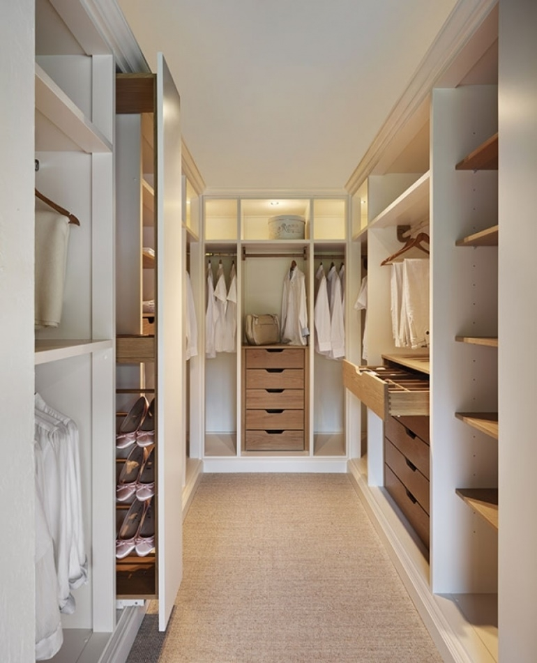How To Create A Space Saving Bedroom While Still Fitting Everything In Inside Space Saving Wardrobes (View 10 of 15)