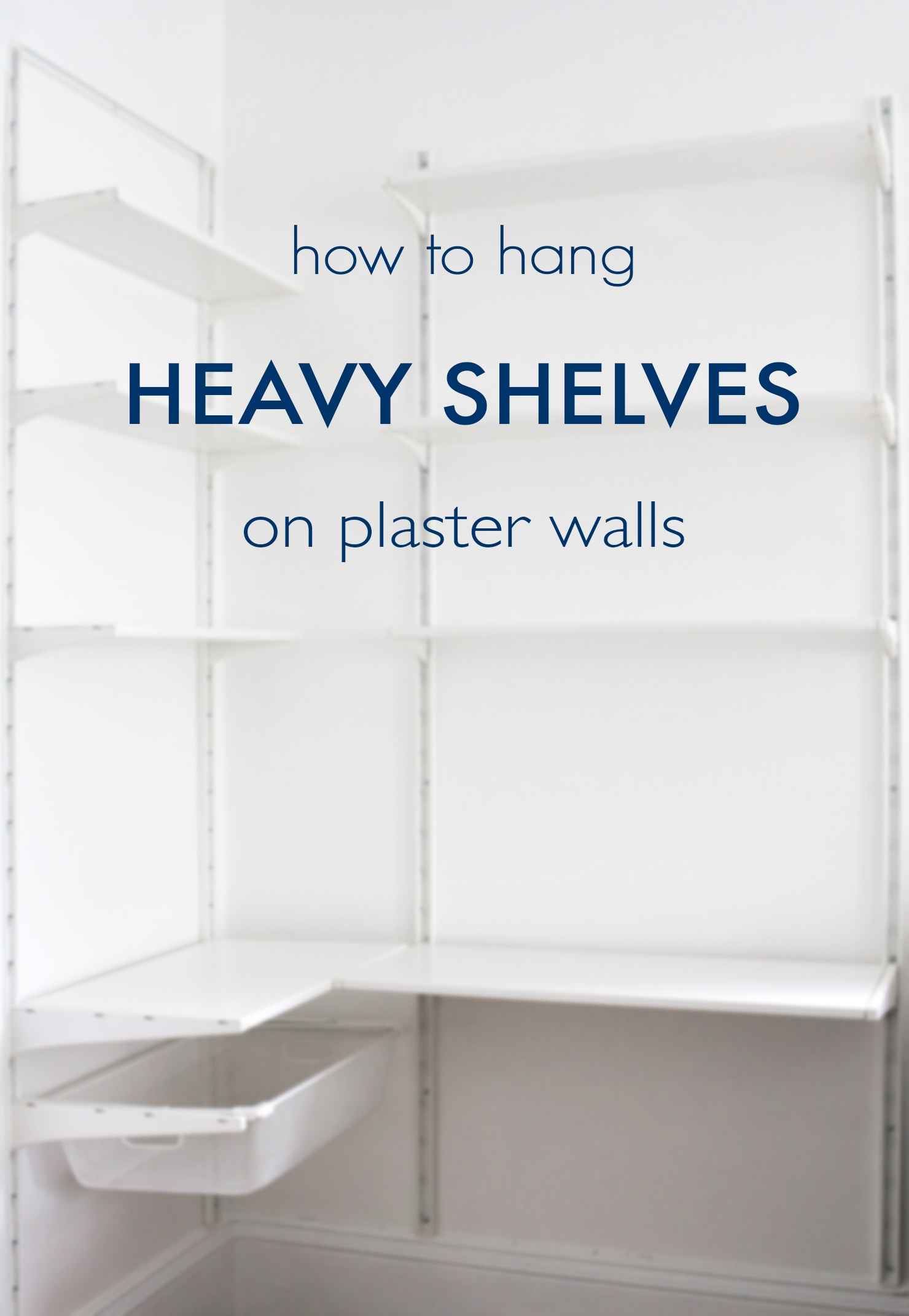 12 Best Collection Of Shelves On Plasterboard Walls