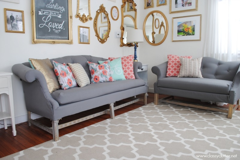 Inspiration about How To Reupholster A Sofa In Cheap Tufted Sofas (#4 of 15)