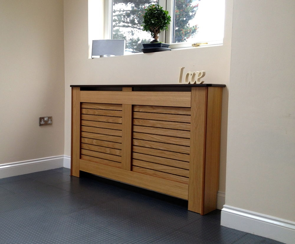 How To Style Up Your Central Heating Modern Radiators Radiators With Radiator Cupboards (View 5 of 12)
