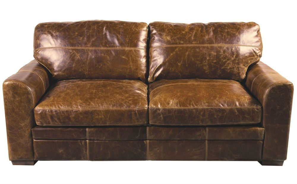 Identity Crisis Leather International For Aniline Leather Sofas (#9 of 15)