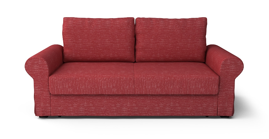 15 Inspirations Of Red Sofa Beds Ikea