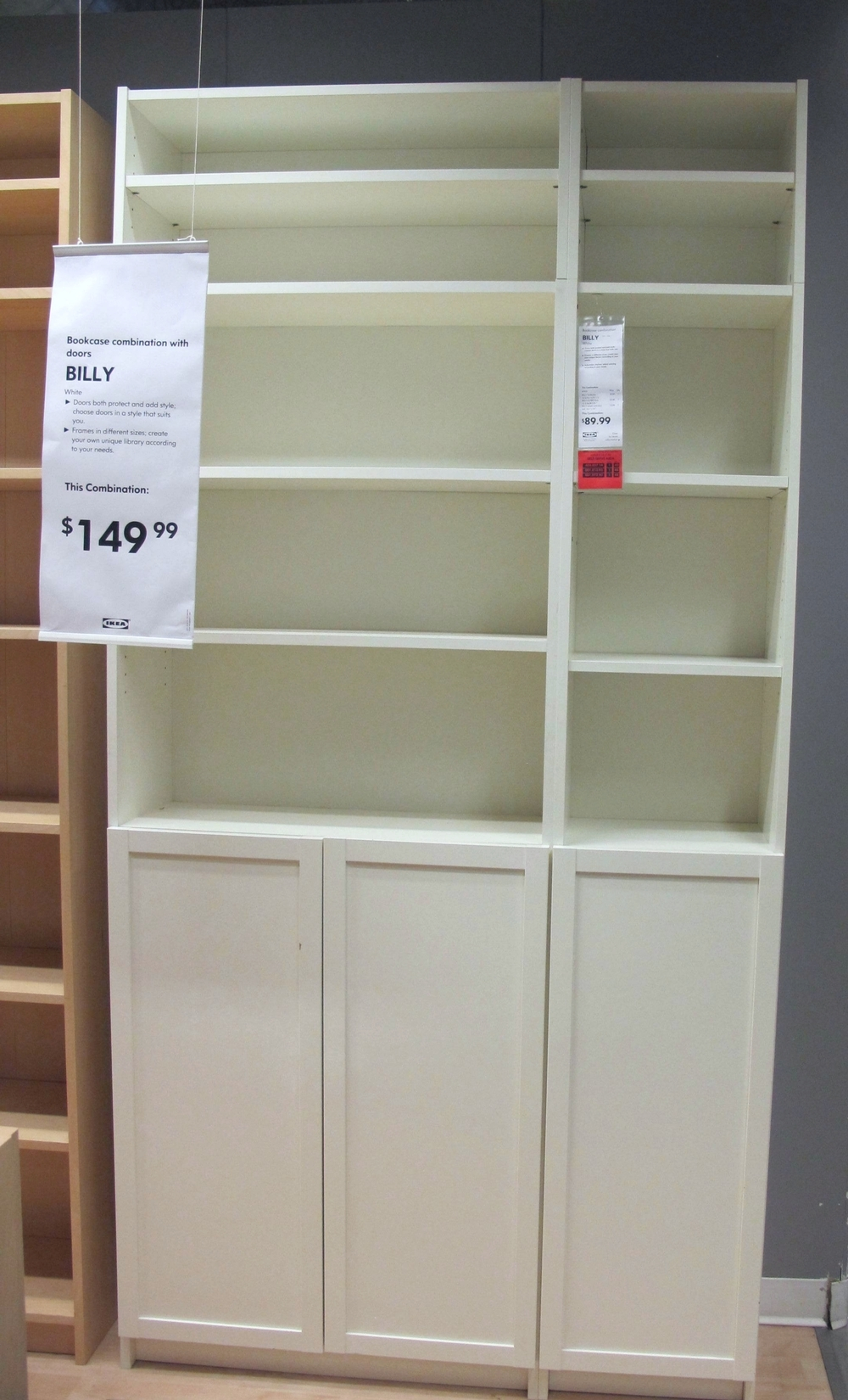 Ikea Bookcase Hack Theodore Leaf With Regard To Bookcase Cover (#11 of 15)