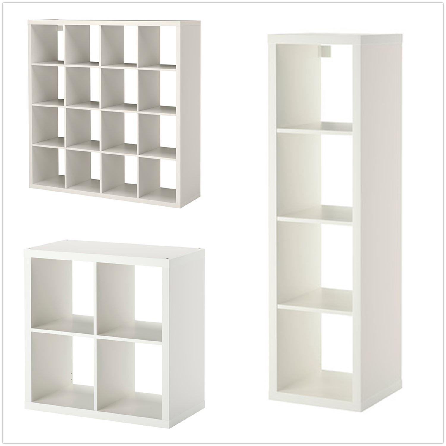 Ikea Kallax Cube Storage Series Shelf Shelving Units Bookcase For Storage Shelving Units (#9 of 15)