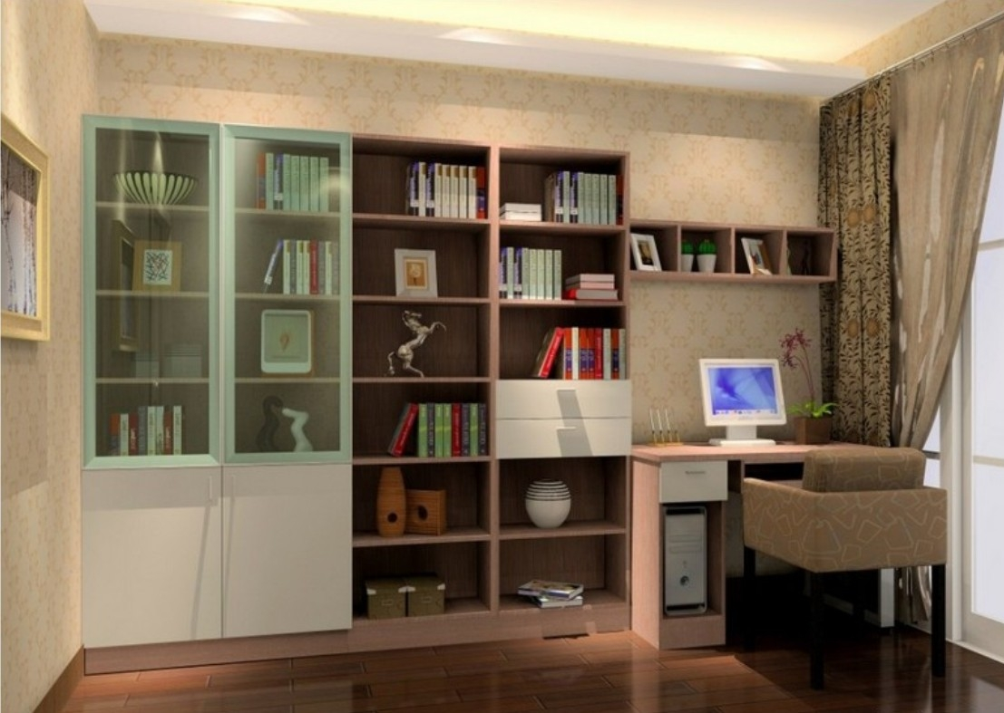 Interior Design Ideas Home Bunch Interior Design Ideas 19 Designer Pertaining To Study Bookcases (#7 of 15)