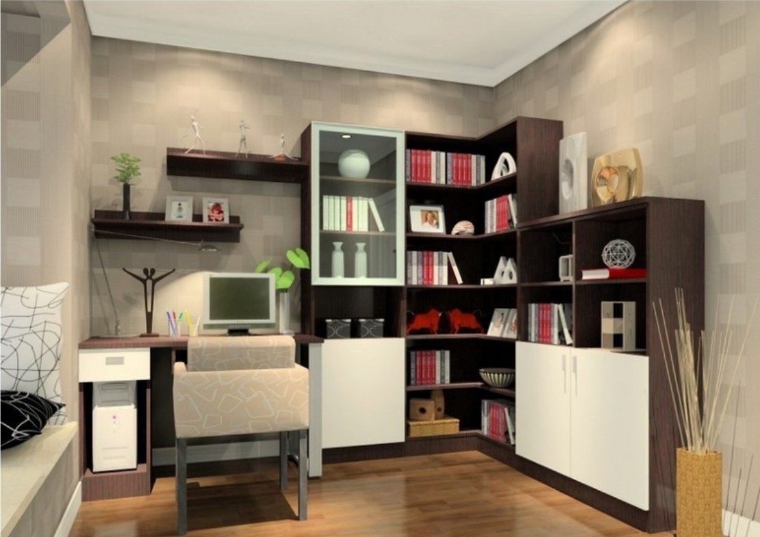 Interior Design Ideas Home Bunch Interior Design Ideas 19 Designer Regarding Study Bookcases (#8 of 15)