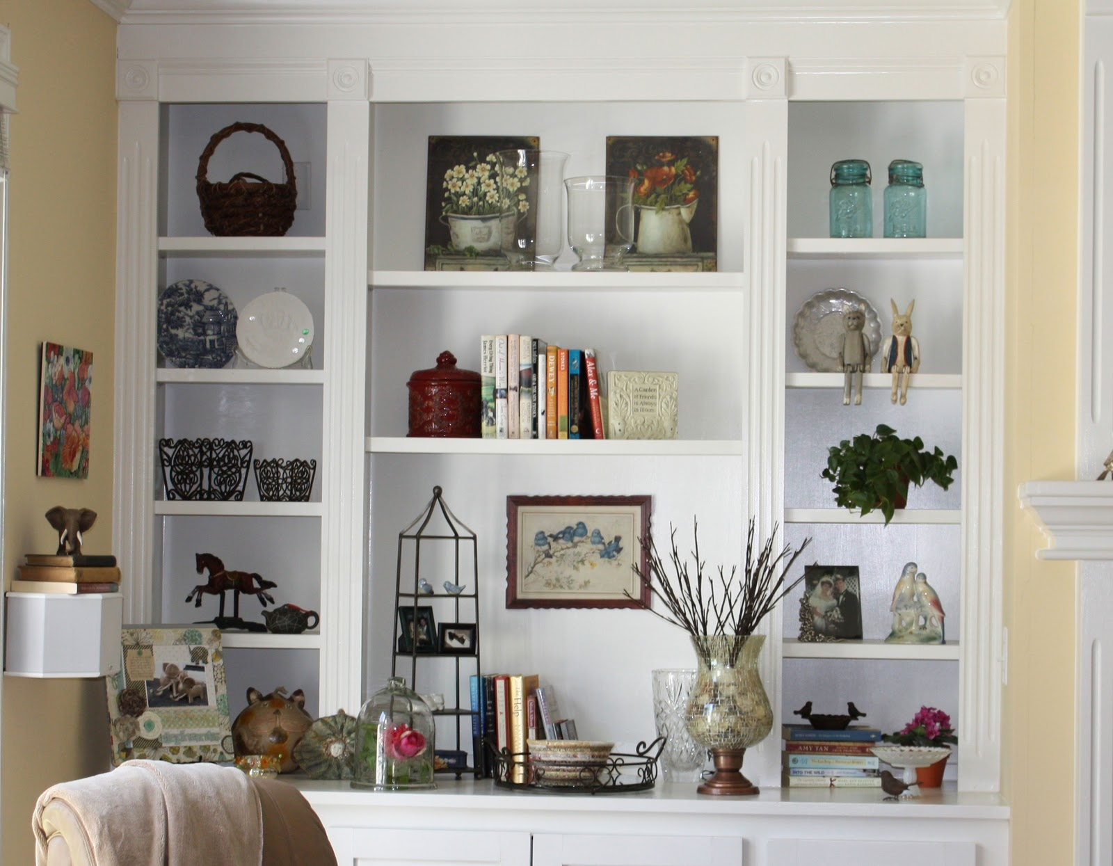Interior Design Shelves Home Regarding Bookshelves Designs For Home (#13 of 15)