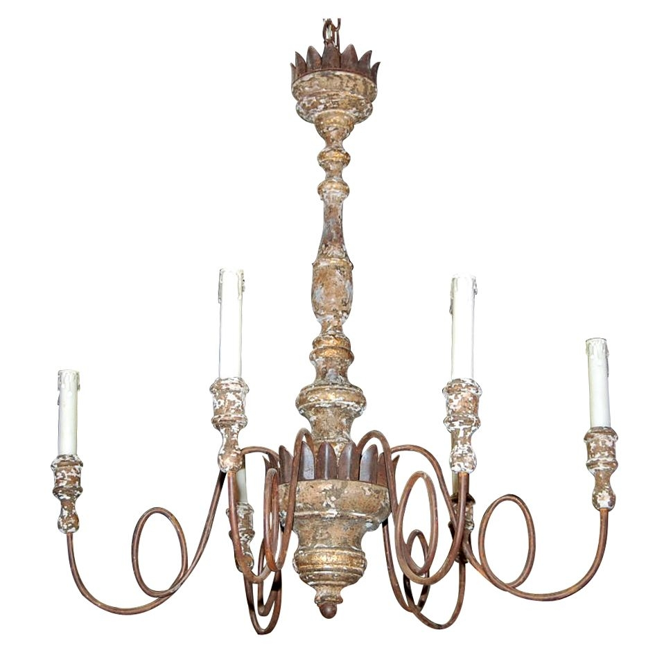Italian Chandelier Vintage For Your Designing Home Inspiration For Vintage Italian Chandelier (#6 of 12)