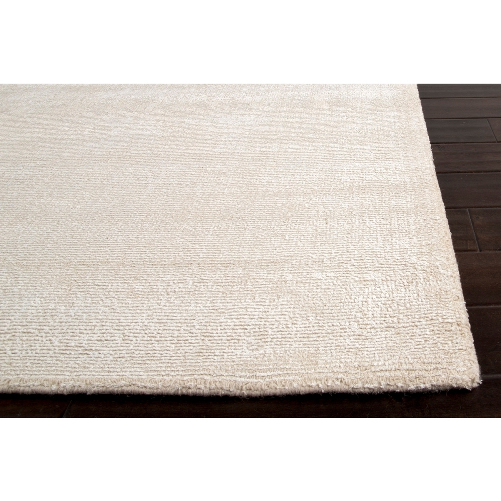 Jaipur Living Rug102352 Konstrukt Coll Solidshandloom Solid With Solid Color Wool Area Rugs (#4 of 9)
